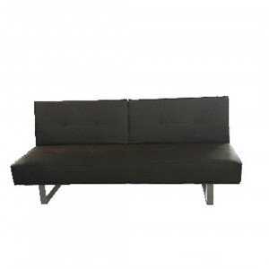 SOFA CAMA QLM 135 MARRON